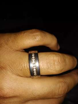 Anillo Triton de carburo de tungsteno.