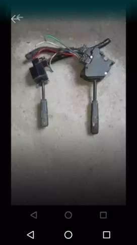 Vendo Llaves de luces y de limpia parabrisas de Renault