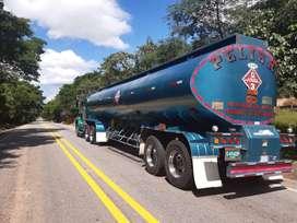 trailer tanque lamina negra