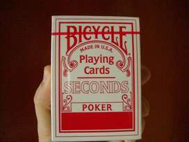 mazos baraja bicycle seconds originales poker USA americanas envio toda colombia