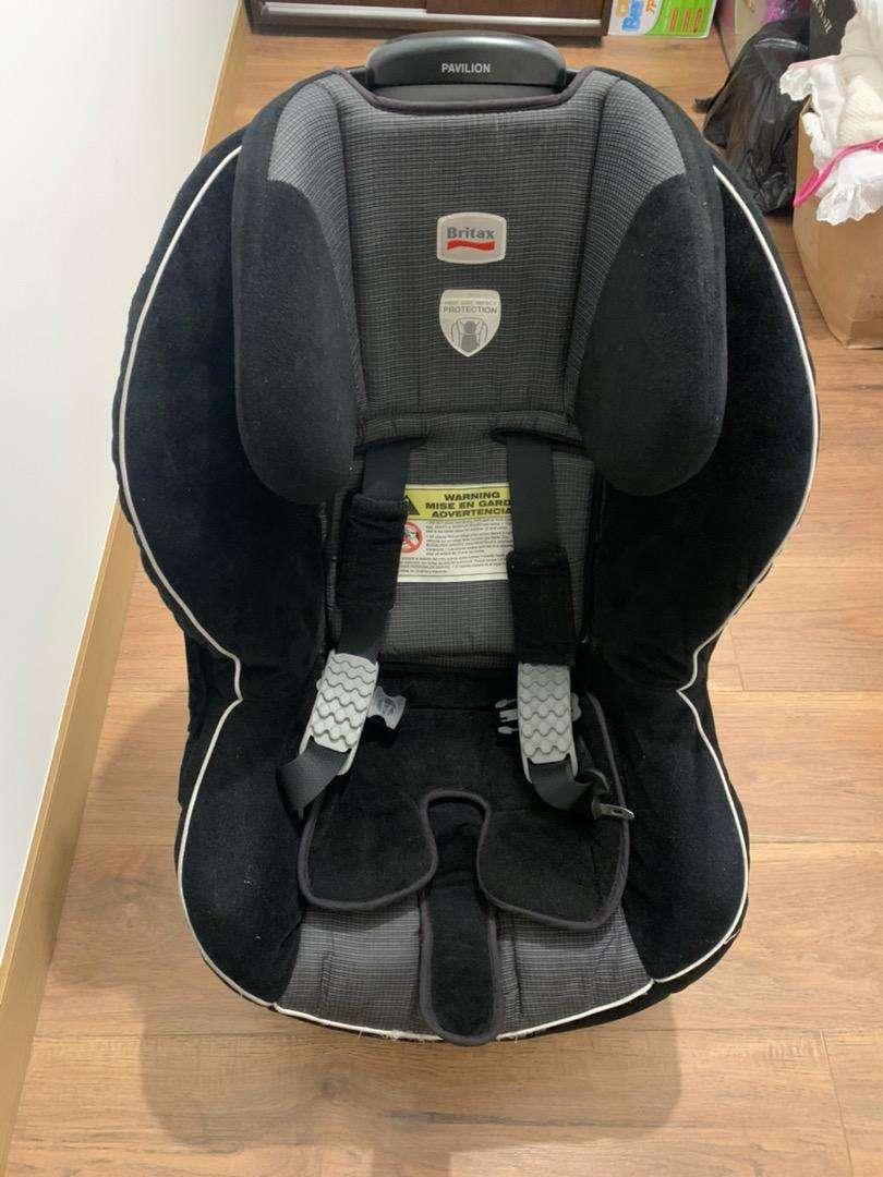 Car seat - Marca: Britax 0