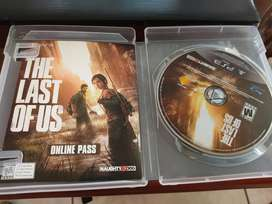THE LAST OF US PS3 EN EXCELENTE ESTADO