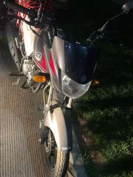 Vendo moto Yamaha YC110D,cómo nueva.