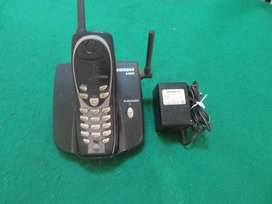 TELÉFONO INALAMBRICO USADO SIMENS A 5000 ANDA BIEN