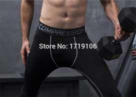 Pantalon de Compresion Hombres Fitnnes