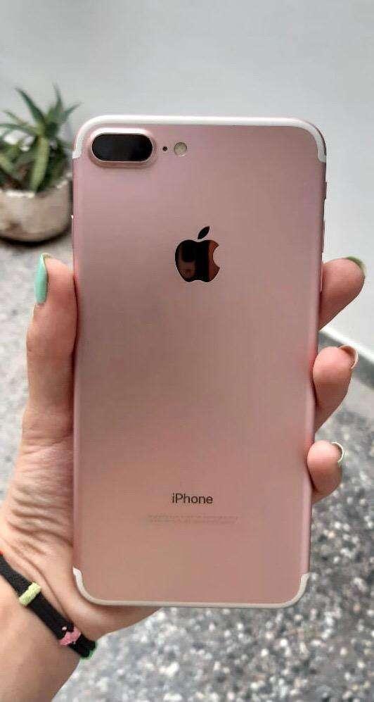 Vendo iphone 7plus 32gb