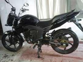Honda invicta muy bien cuando muy linda moto
