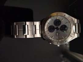 Reloj Jacques Lemans cronógrafo original verificable
