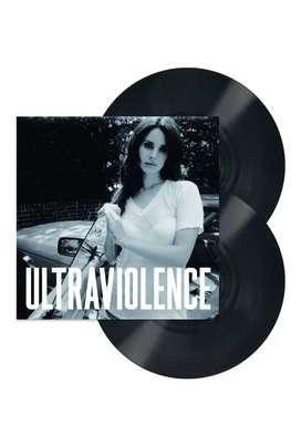 Lana del rey Ultraviolence vinilo doble edición deluxe