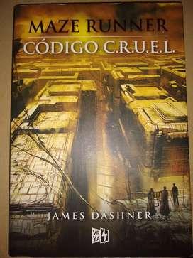 Maze runner:código cruel