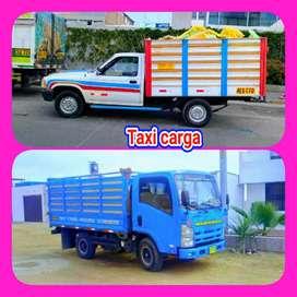 servicio de mudanza y taxi carga precio accesible