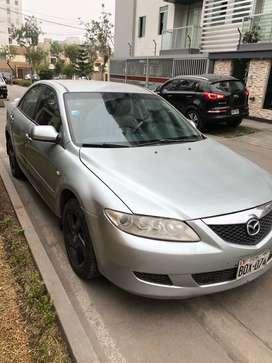 Mazda 6 Año 2005, Dual