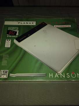 Balanza Personal Hanson Planax Nueva