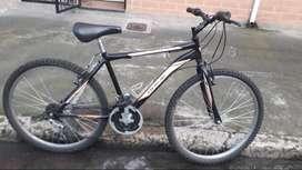 Bicicleta Milan New Sport Negro