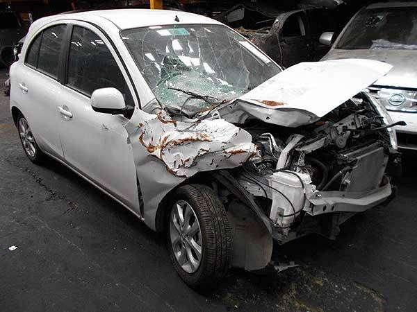 Nissan March Repuestos Matricula Cancelada 0
