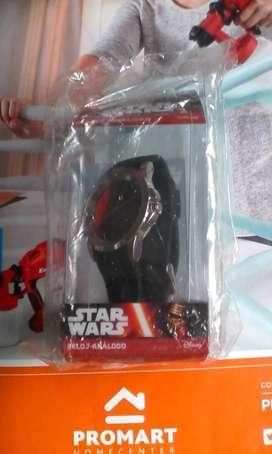 Reloj Análogo Star Wars El Comercio D14