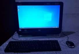 PC ALL IN ON IN ONE CQ1-3007la + TV Led LG 23 M2380 Más Soporte de Pared IOFI SP_61