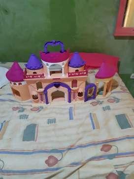 Se vende castillo pini pon 130 escucho oferta