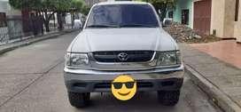 Toyota hilux hirider modelo 2005