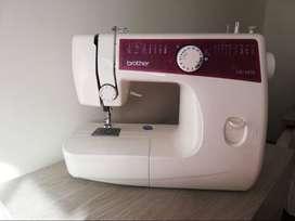 Maquina de coser brother vx 1435 casi nueva
