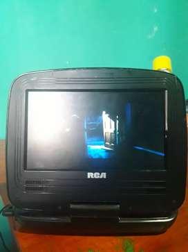 DVD portátil RCA