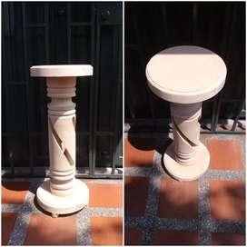 Columna torniada