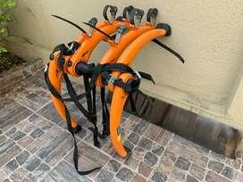 Rack Porta Bicicletas Saris Bones 2 Para 2 Bicicletas Naranja