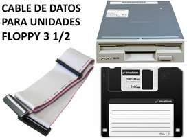 Bus de datos para disquetera de PC