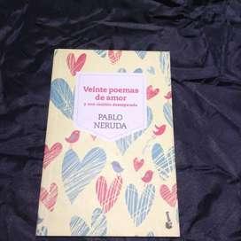 Veinte Poemas de Amor de Pablo Neruda