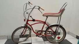 Bicicleta Goliat Arenera Aro 20 Vintage
