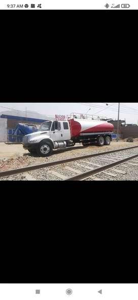 Vendo camión Cisterna Internacional
