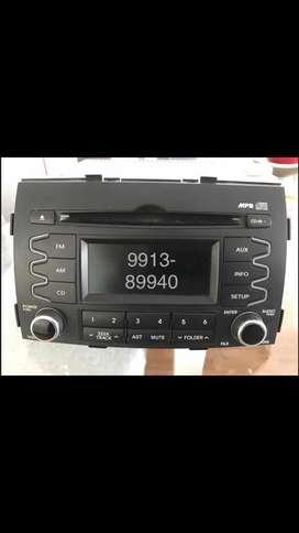 Autoradio Kia Sorento 2010 - 2011 - 2012 - 2013