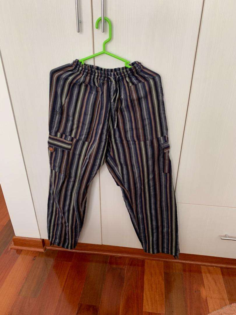 Pantalon Hippie 0