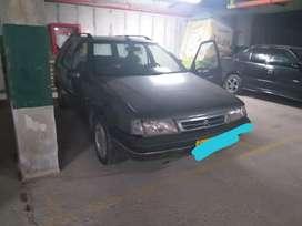 Se vende carro citroen modelo 1997 cinco puertas