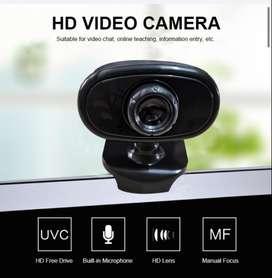 Camara Web HD 480P Micrófono Incorporado