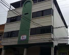 VENTA EDIFICIO DE 4 PISOS, CENTRO DE GUAYAQUIL