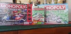 Paquete de juegos Monopoly