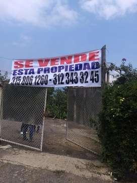 Casa Lote Vereda Minas 5km Antes De  La Vega permuto por casa en fontibon