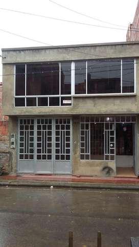 Vendo casa dos Pisos en Villapinzon, barrio 20 de Julio