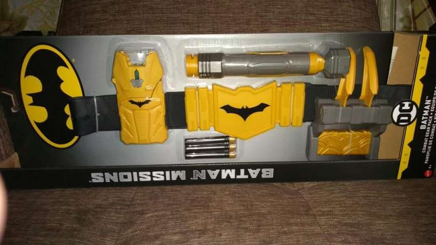 Batman Cinturon de Combate 0