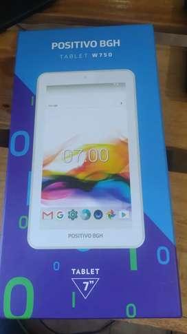 Tablet positivo BGH w750 (Nueva)