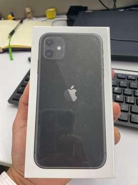 Iphone 11 64 GB new
