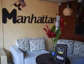 Manhattan fastfood