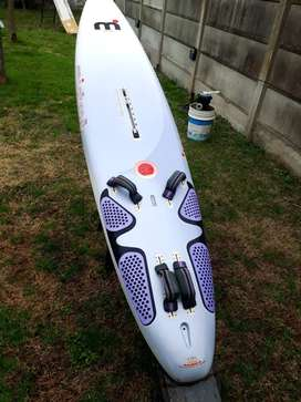Equipo completo Windsurf mistral