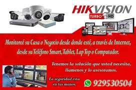Camaras de Seguridad Hikvision