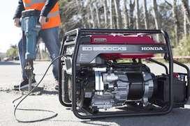 Generador Honda Eg 6500 Cxs - ORIGINAL