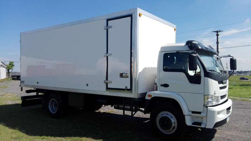 furgones termicos,carniceros y paqueteros 0
