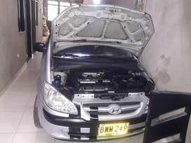Se vende carro Hyundai Getz