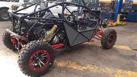 UTV KIT PARA ARMAR  X3, no Polaris