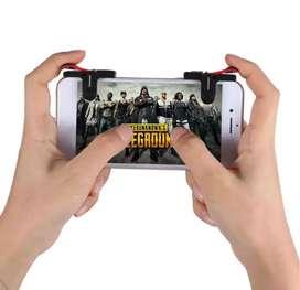 Gatillos para celular - gaming (PUBG, Free Fire, Call of Duty mobile)
